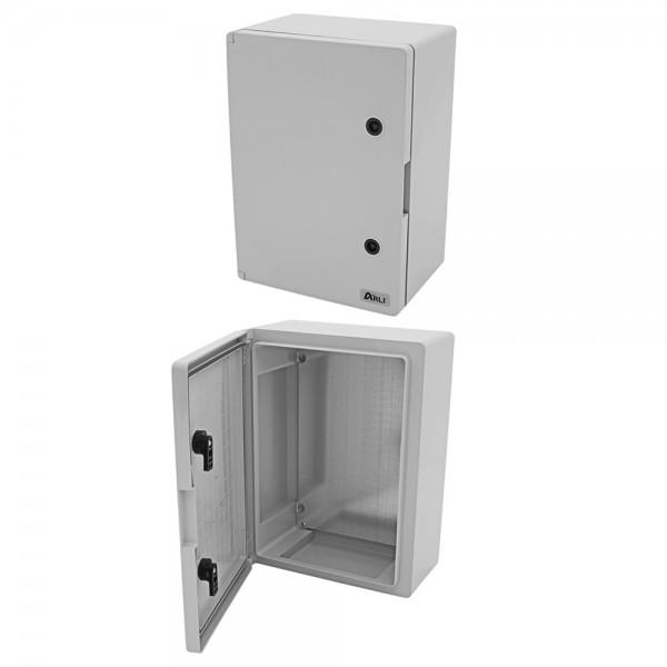 Schaltschrank-Kunststoff-ABS-PVC-verzinkt-IP65-Montageplatte-ARLI