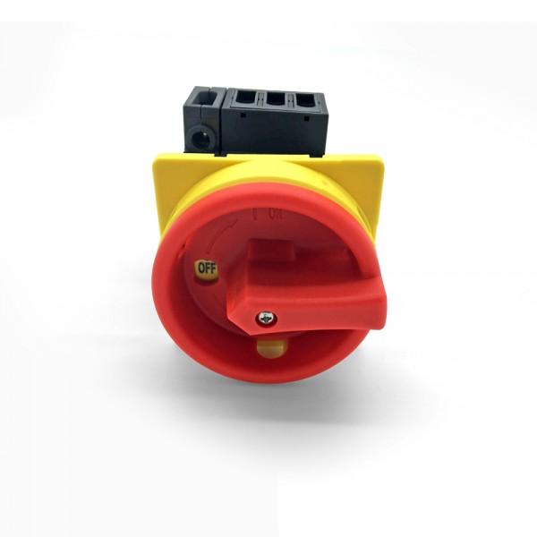 arli drehschalter hauptschalter haupt schalter 25a elektro 4pol 4-pol notschalter aus schaltschrank verteilerschrank schrank anlage maschinen maschinenschalter trenn trennschalter reparatur reparaturschalter Geräteschalter ip65 motorschalter strom