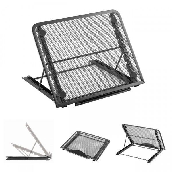 Tablet Ständer Universal Halterung Halter Höhe einstellbar verstellbar klappbar Tischhalterung