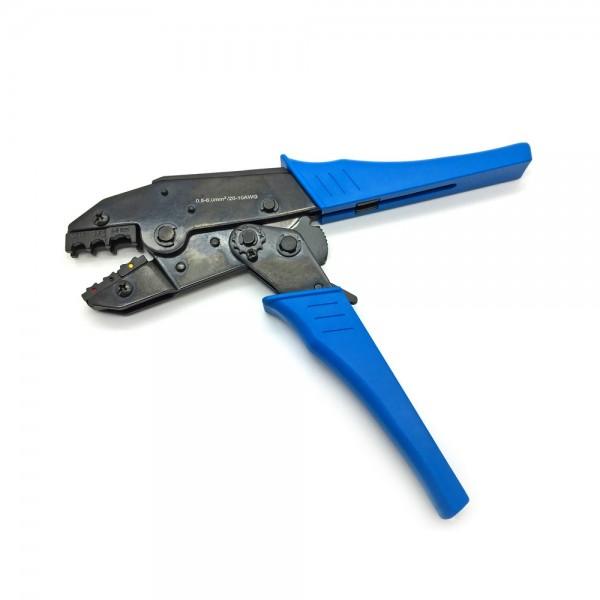 Crimpzange-Aderendhülse-Kabelschuhe-Stoßverbinder-ARLI