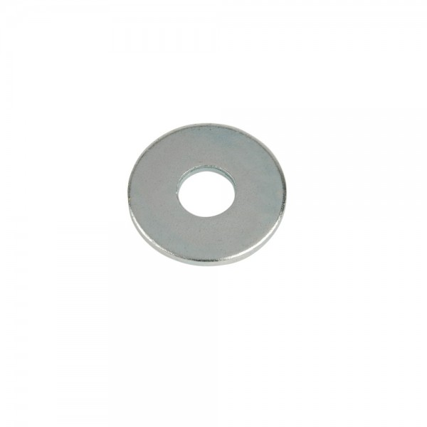 100 x Unterlegscheibe M10 DIN 9021 Stahl verzinkt - Form A